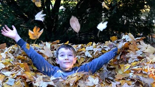 Podzim fotoaparátem Jany Jiráskové