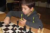 Šachový souboj v DDM