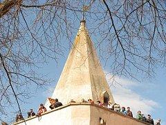 Knížecí Velikonoce na hradě Křivoklátě