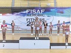 Dívky z Profi Fitness media ukázaly své umění v Brně.