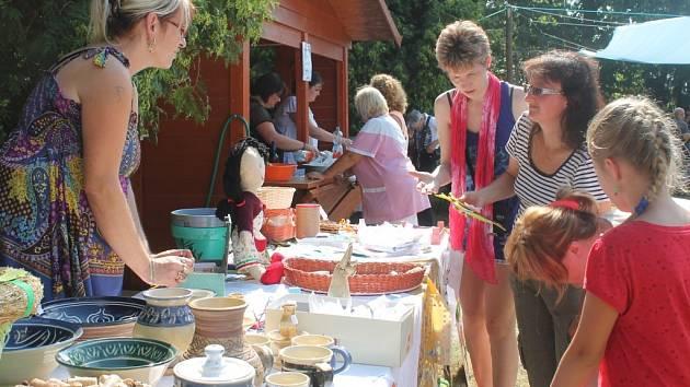 Letní slavnost v Domově Krajánek v Jesenici
