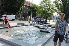 Podobu veřejného prostranství na sekyře vybrali občané města.