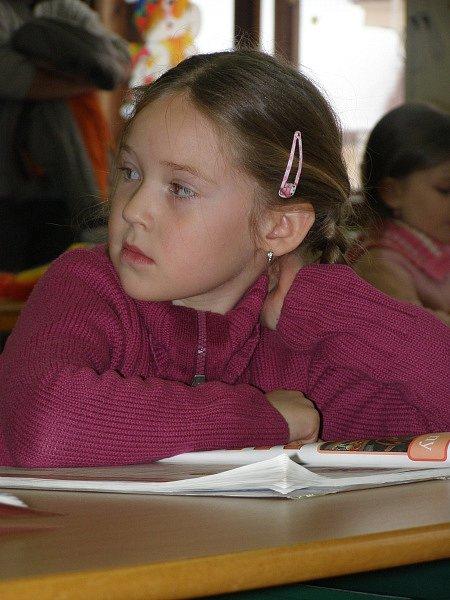 Foto ze školy.