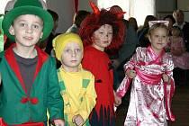 Dětský karneval v Hořesedlích 2011