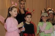 Dětský karneval na Olešné