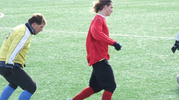 FK Kněževes - Braškov 1:4