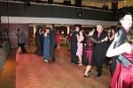 3. Reprezentační ples Základní umělecké školy v Kulturním centru v Rakovníku.