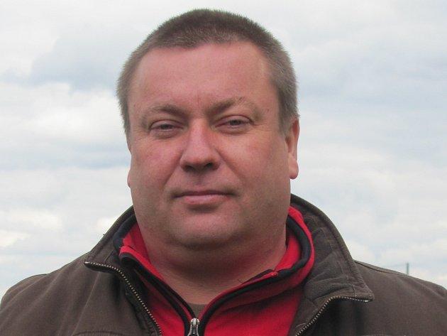 Starosta Janova Jiří Lep