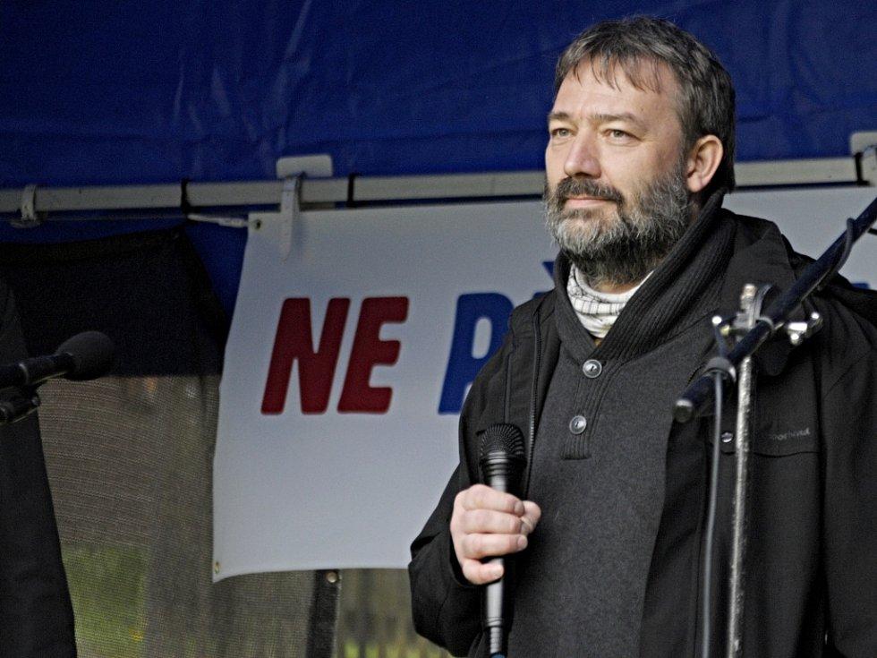 Stanislav Kužel, předseda petičního výboru