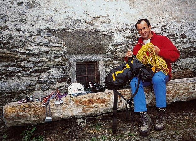 Čestmír Lukeš v Tibetu