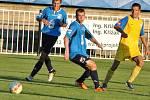 SK Rakovník - FK Dobrovice; podzim 2011