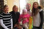 Velikonoce v Nezabudicích na Křivoklátsku v roce 2010