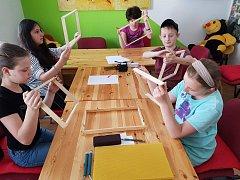 Mladí RAKOvčelaříci se zúčastnili soutěže Zlatá včela.