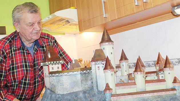 Antonín Hák a hrad Týřov