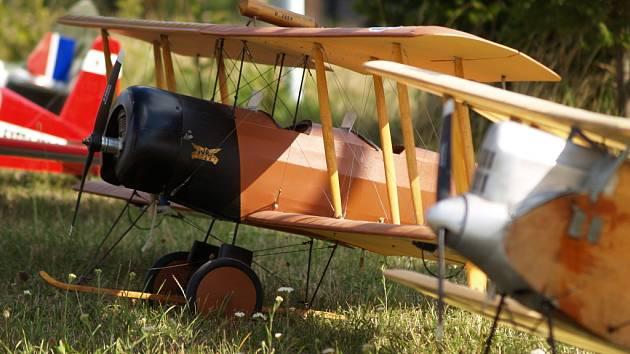 Modelářství je především o lidských znalostech a umech. U maket skutečných letadel nejde jen o napodobení originálů, ale i zvládnutí realistického letu.