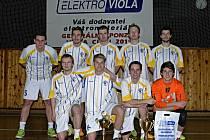 Finálový den Viola cupu 2014
