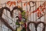 Posvícenská výstava podzimních květin SOU Nové Strašecí.