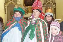 Tři králové v Lišanech
