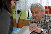 Volby 2010 v domově pro seniory v Rakovníku