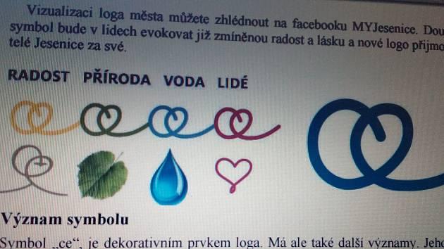 Nové logo Jesenice