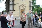 Během Noci kostelů v Mutějovicích si lidé prohlédli kostel sv. Prokopa a sv.Václava