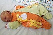PATRIK DRÁPAL, PRAHA. Narodil se 12. června 2019. Po porodu vážil 3,3 kg a měřil 51 cm. Rodiče jsou Nikola a Pavel. Sestra Rosalie.