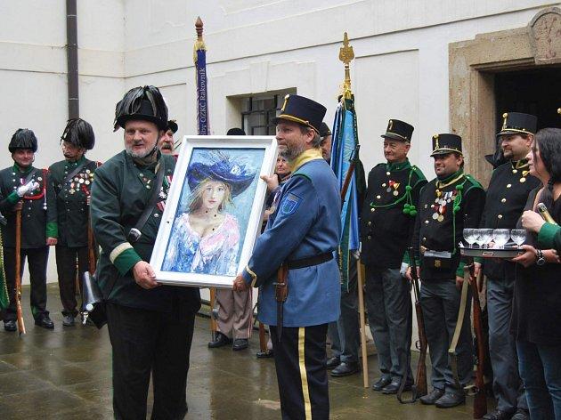 Sbor rakovnických ostrostřelců byl obnoven v roce 1995. Kromě pevně stanovených ročních sborových událostí se účastní nejrůznějších oslav, jak v Rakovníku, tak mimo něj.