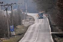 Silnice I/6 mezi Novým Strašecím a Řevničovem je z důvodu rekonstrukce uzavřena. Řidiči bez dálniční známky musí jet přes Mšec.
