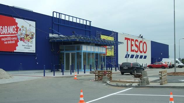 Tesco - 14. května 2009