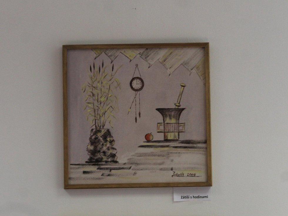 Výstava Františka Zubalíka Obrazy