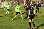 Z fotbalového utkání I.B třídy Lány - SK Rakovník B (4:1)