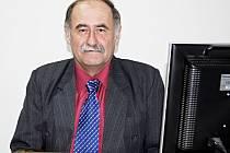 František Závora, starosta obce Všetaty a místopředseda mikroregionu Balkán.