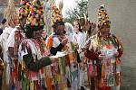 Tradiční masopust v Krtech 2011
