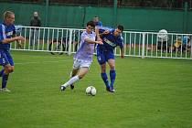 Sokol Nové Strašecí - Spartak Chrást 1:3 (0:2), podzim divize A