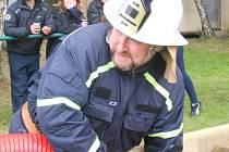 Hvozd - závody hasičů