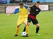 Starší dorostenci SK Rakovník v 6. kole divize nestačili na Spartak Příbram, kterému podlehli 1:2.