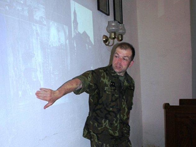 Michal Stehlík v Kostelíku