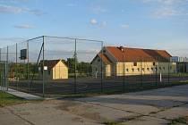 Sportovní areál v Krakově