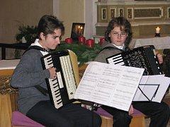 Adventní koncert v Kněževsi
