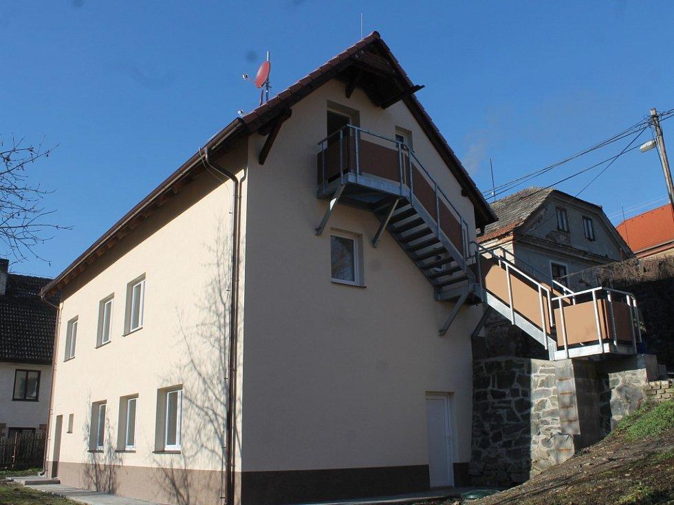 Nové byty v Pustovětech