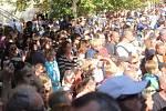 Zájem o Křivoklání byl letos u návštěvníků enormní.