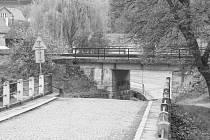 Most, který je třeba opravit
