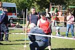 V Kounově se konal již 5. ročník soutěže Železný hasič.