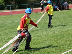 Mladí hasiči z Jesenice