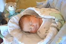 MATYÁŠ PACHMAN, MOST. Narodil se 14. dubna 2019. Po porodu vážil 3,8 kg a měřil 51 cm. Maminka Petra.