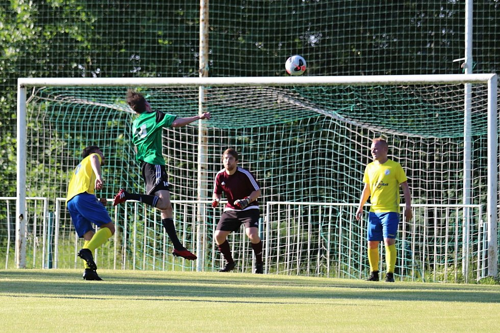 Fotbalová příprava v Rakovníku, střetly se v ní rezervy dvou městským klubů SK a Tatranu. SK vyhrál 1:0 brankou Pucholta.
