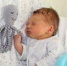 JOSEF VOSÁTKA, PRAHA Narodil se 13. října 2017. Po porodu vážil 3,05 kg. Rodiče jsou Zuzana a Ondřej.