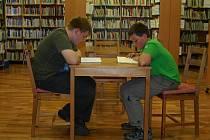 Týden knihoven v knihovně v Rakovníku