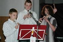 Koncert žáků Dáši Pavlíčkové