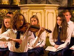 Koncert skotských muzikantů